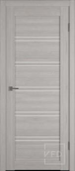 Дверь межкомнатная ГринЛайн Х-28 серый