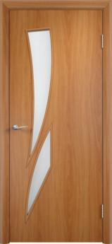 Дверь межкомнатная С-2 Миланский орех