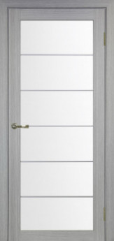 Дверь межкомнатная Турин 501.2 АСС Серый дуб
