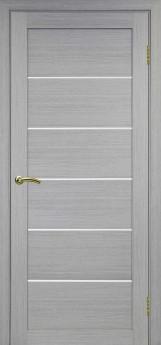 Дверь межкомнатная Турин 506 Серый дуб