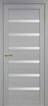 Дверь межкомнатная Турин 507 Серый дуб