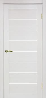 Дверь межкомнатная Турин 508 Ясень перламутр