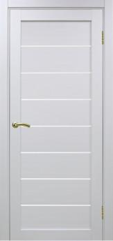 Дверь межкомнатная Турин 508 Белый монохром