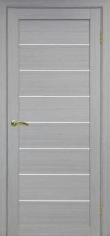 Дверь межкомнатная Турин 508 Серый дуб