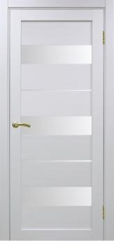 Дверь межкомнатная Турин 526 Белый монохром