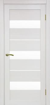 Дверь межкомнатная Турин 526 Ясень перламутр