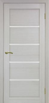 Дверь межкомнатная Сицилия 710 Ясень перламутр