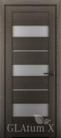Дверь межкомнатная ГринЛайн Х-23 Серый дуб
