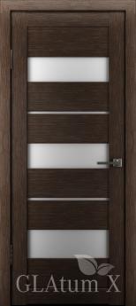 Дверь межкомнатная ГринЛайн Х-23 Венге