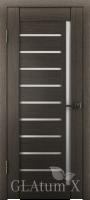 Дверь межкомнатная ГринЛайн Х-11 Серый дуб