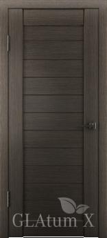 Дверь межкомнатная ГринЛайн Х-6 Серый дуб