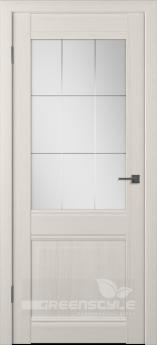 Дверь межкомнатная ГринЛайн C-6 Белёный дуб