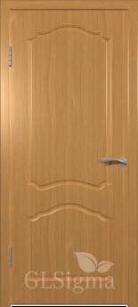 Дверь межкомнатная Сигма 31 ДГ Миланский орех