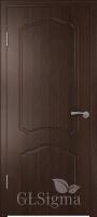 Дверь межкомнатная Сигма 31 ДГ Венге