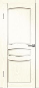 Дверь межкомнатная Гармония ДГ Сандал белый