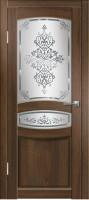 Дверь межкомнатная Гармония ДО Барон тёмный
