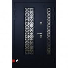 Входная дверь FORTEZZA-PREMIUM | Норд 4/2 S | Встроенная система обогрева двери