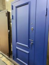 Входная дверь Фортеза Хаски 4 | Встроенная система обогрева двери