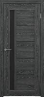 Дверь межкомнатная Мехико Чёрное дерево