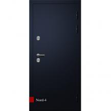 Входная дверь FORTEZZA-PREMIUM | Норд 4 | Встроенная система обогрева двери