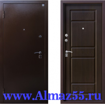 Входная дверь Алмаз Н-16