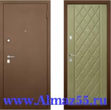 Входная дверь Алмаз 100 Венге