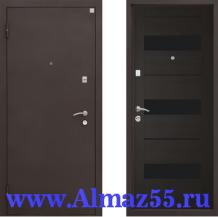 Входная дверь Алмаз-11 ЭКО Кипарис