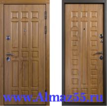 Входная дверь Алмаз Коралл