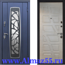 Входная дверь Андромеда